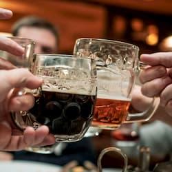 Zwoare Remmel bier